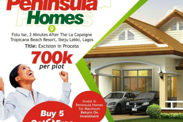 THE PENINSULA HOMES